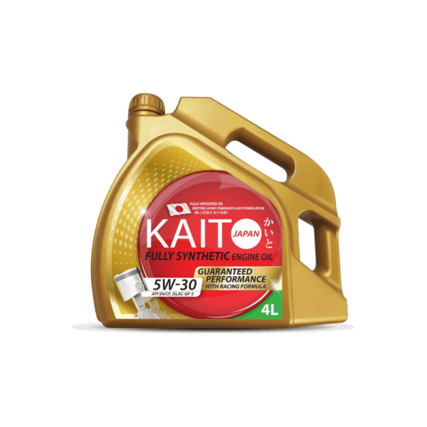 Kaito Japan 5W30 SNCF Fully Synthetic Engine Oil (4l)-0